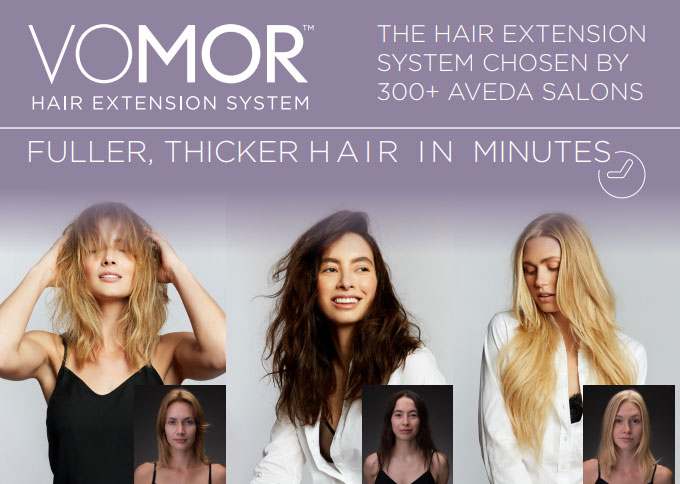 Why We're Obsessed With VoMor Extensions
